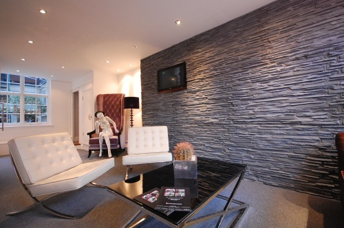 The Acorn Group 'SE1 Lettings Lounge'. It is a relaxed place for clients to discuss their property needs.