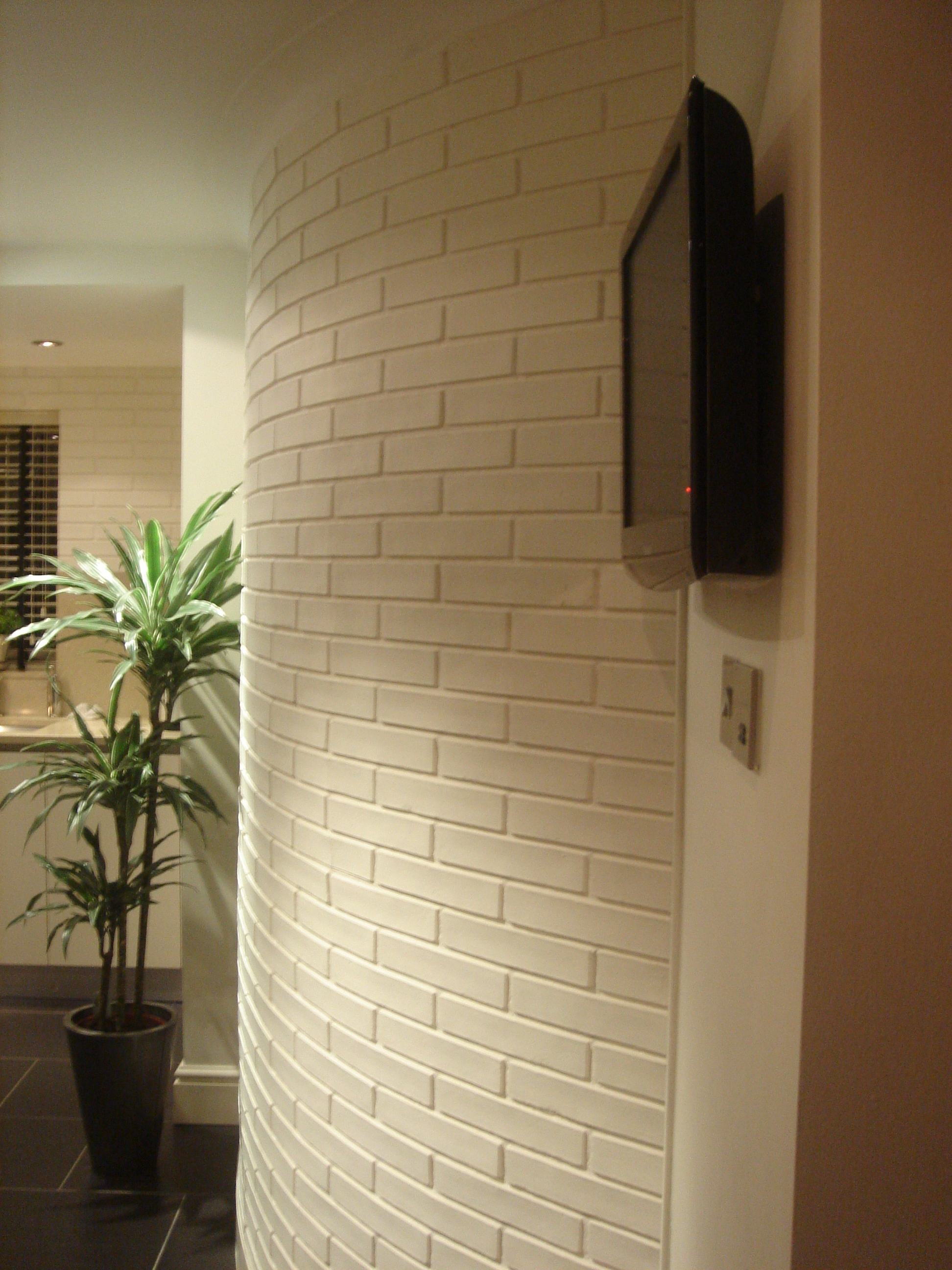 floor gallery from in create brick view chic lamp statement with wall a interiors interior white urban outfitters