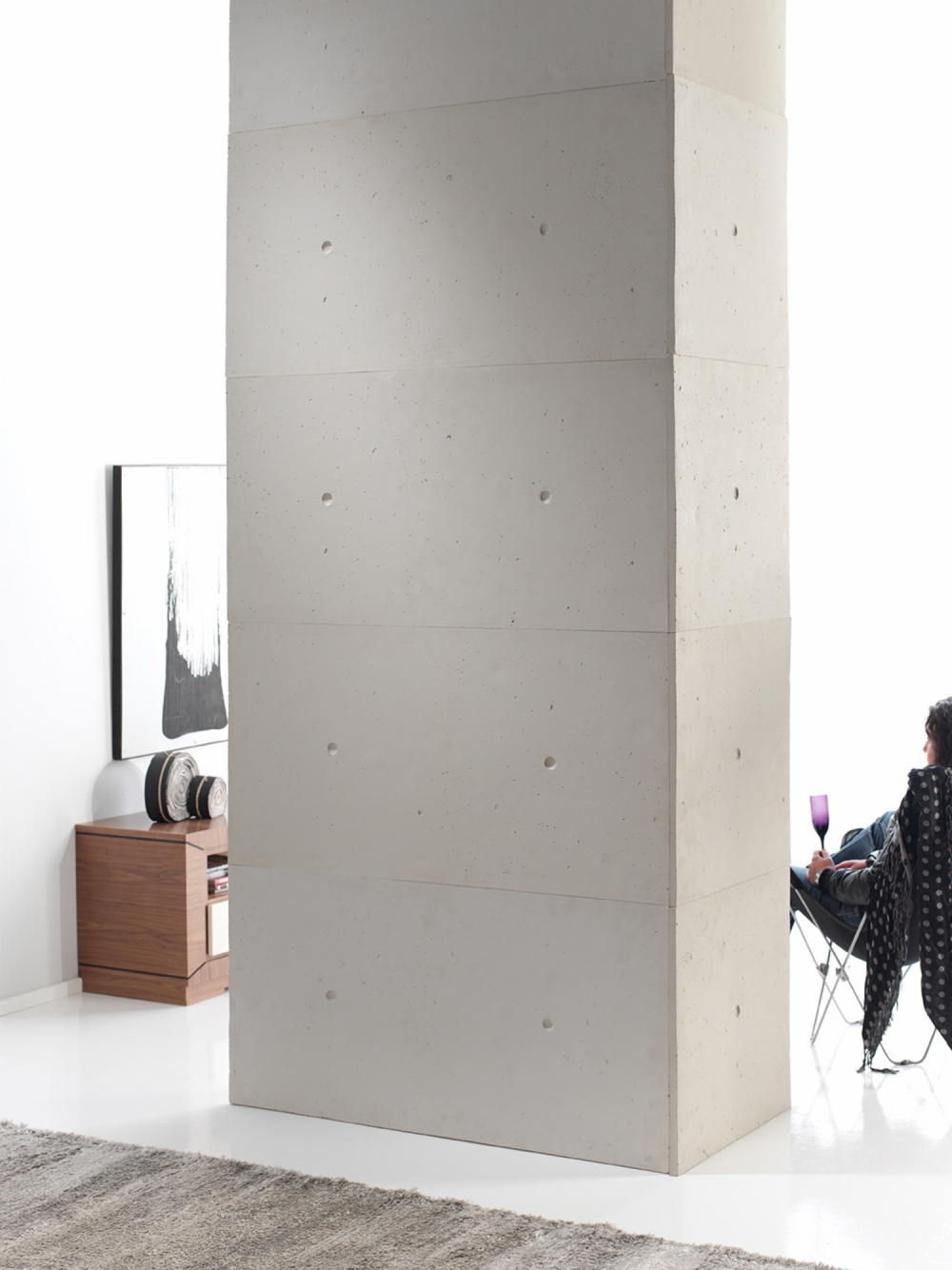 PR- 320 Concrete panelling from Dreamwall