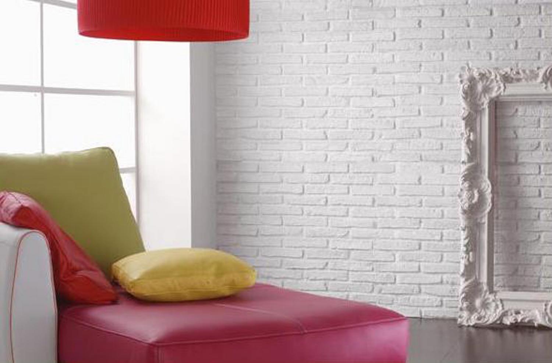 Как сделать кирпичную стену из штукатурки в интерьере