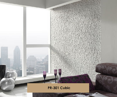 Dreamwall's Cubic Panel PR 301