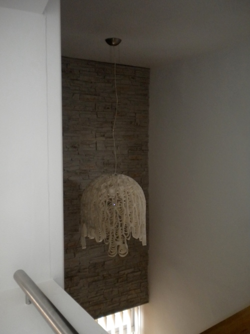Pizarra Panel used in Nicola wilkes house