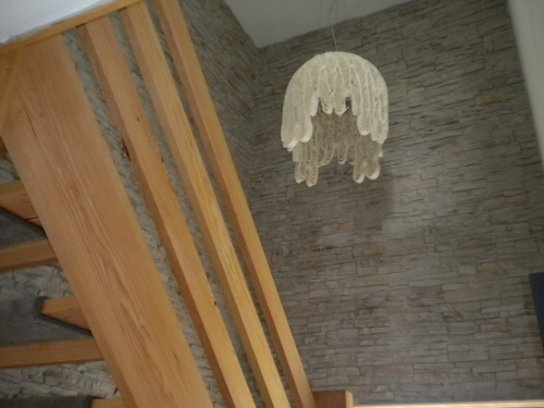 Dreamwall Pizarra Panel used in Nicola wilkes home