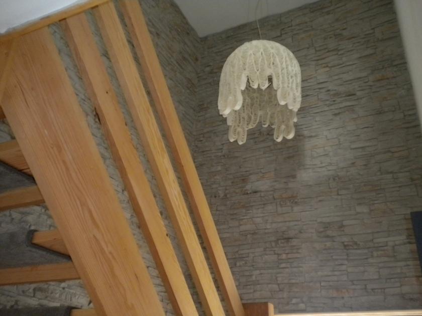 Dreamwall Pizarra Panel used in Nicola wilkes home