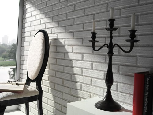 PR 77 CONTEMPORARY WHITE BRICK