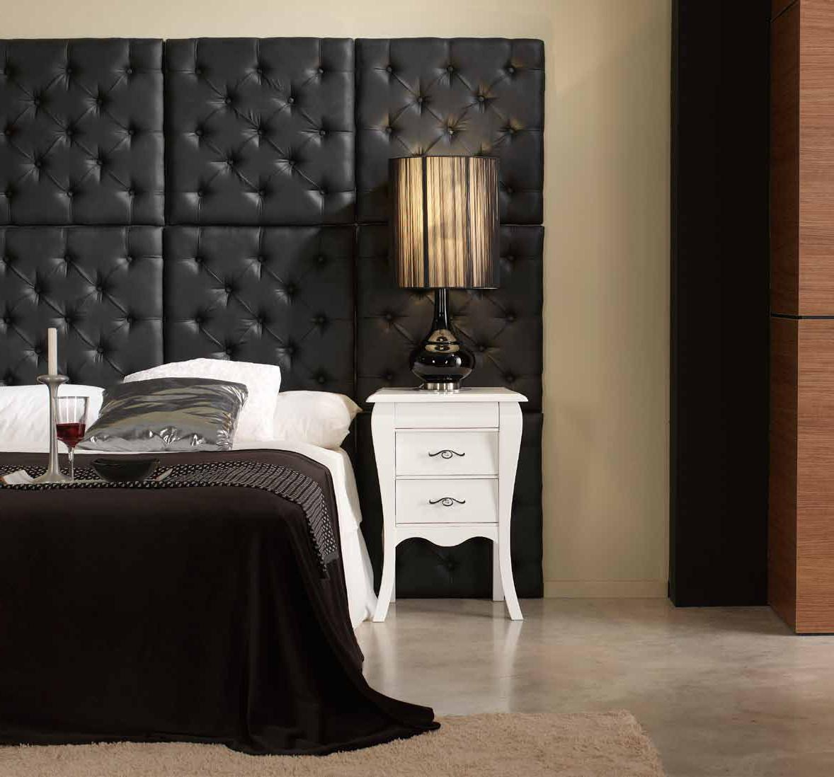 Black Wall Paneling : Capitone panels dreamwall wallcoverings with a difference