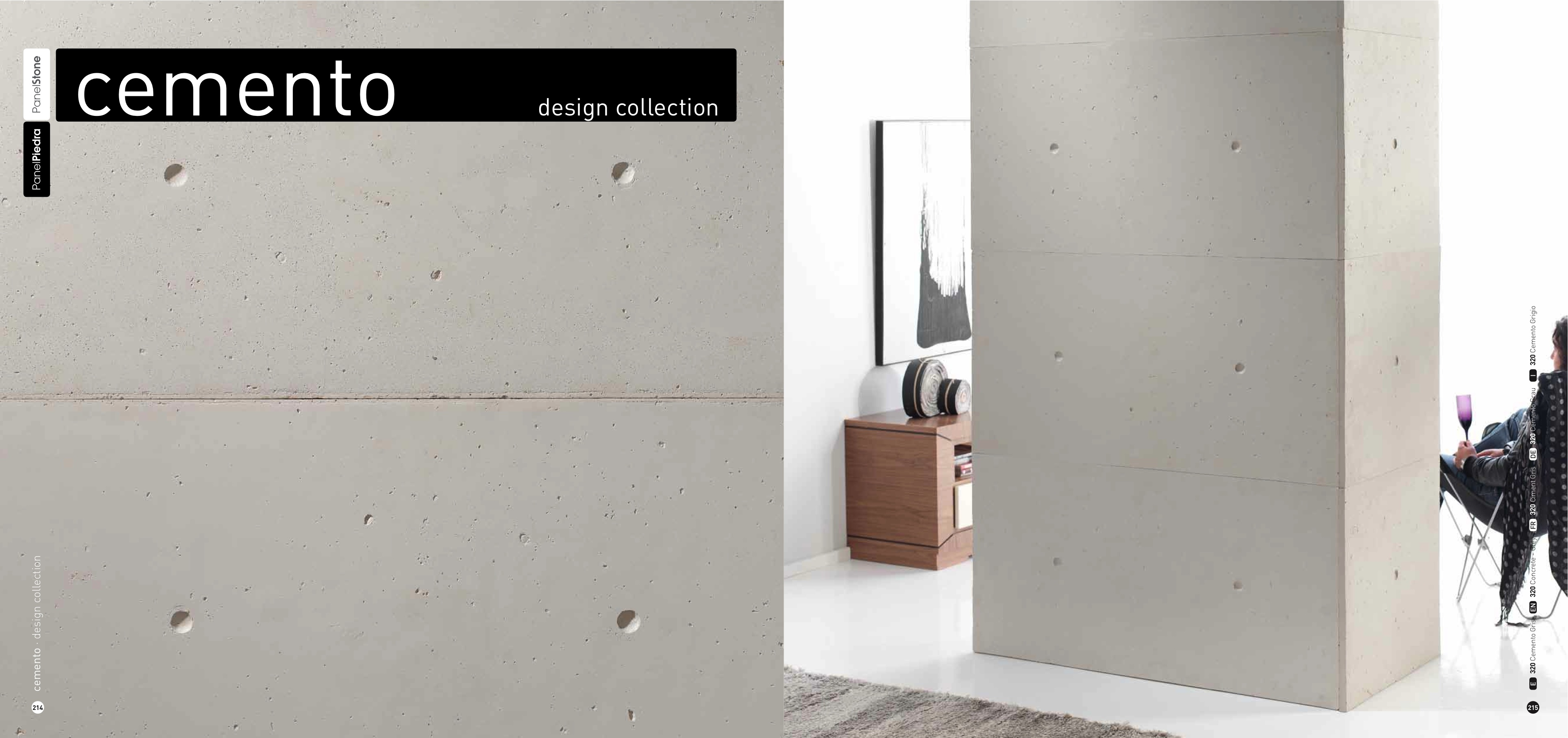 Faux Concrete Dreamwall Wallcoverings With A Difference