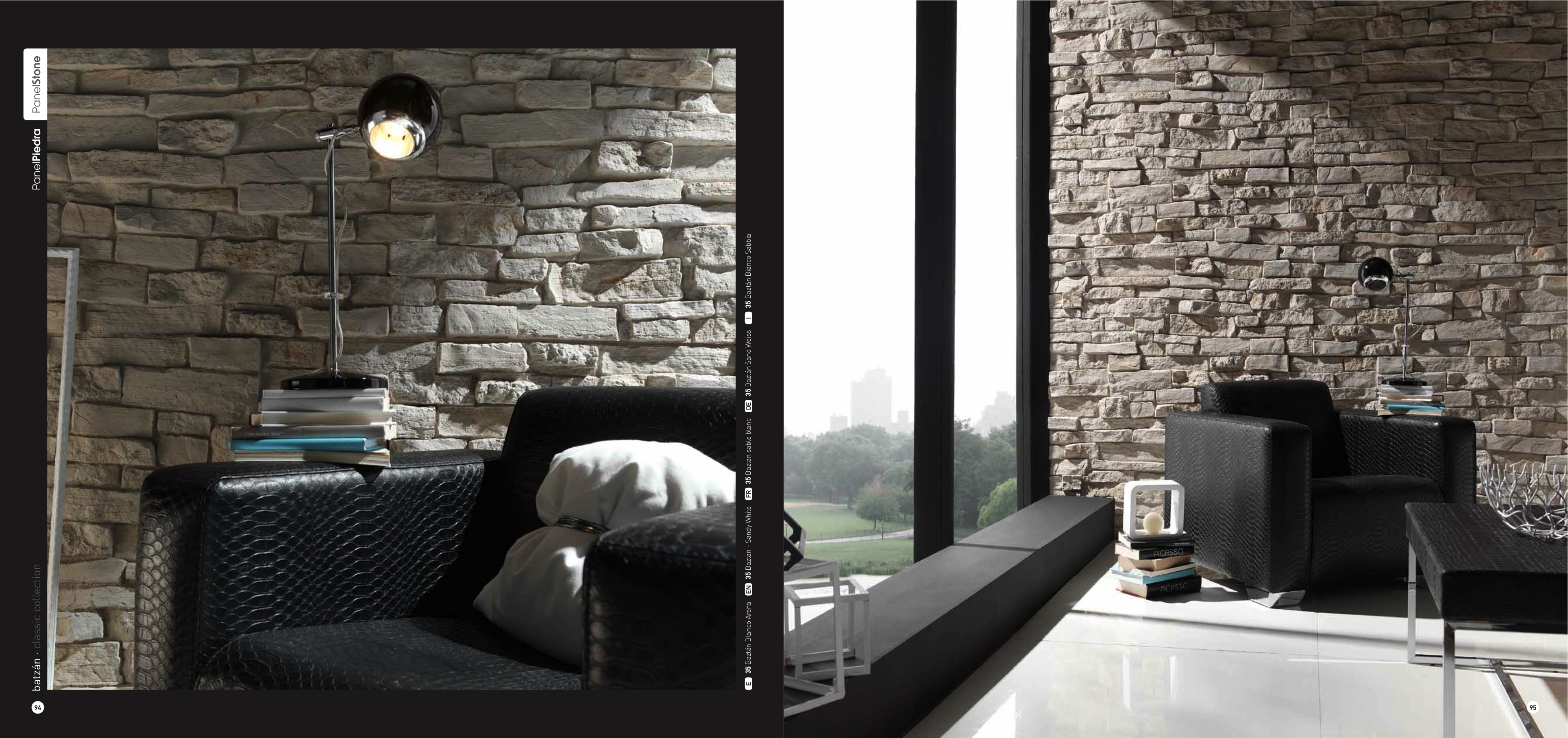Fake Stone Wall Covering Dreamwall Wallcoverings With A Difference