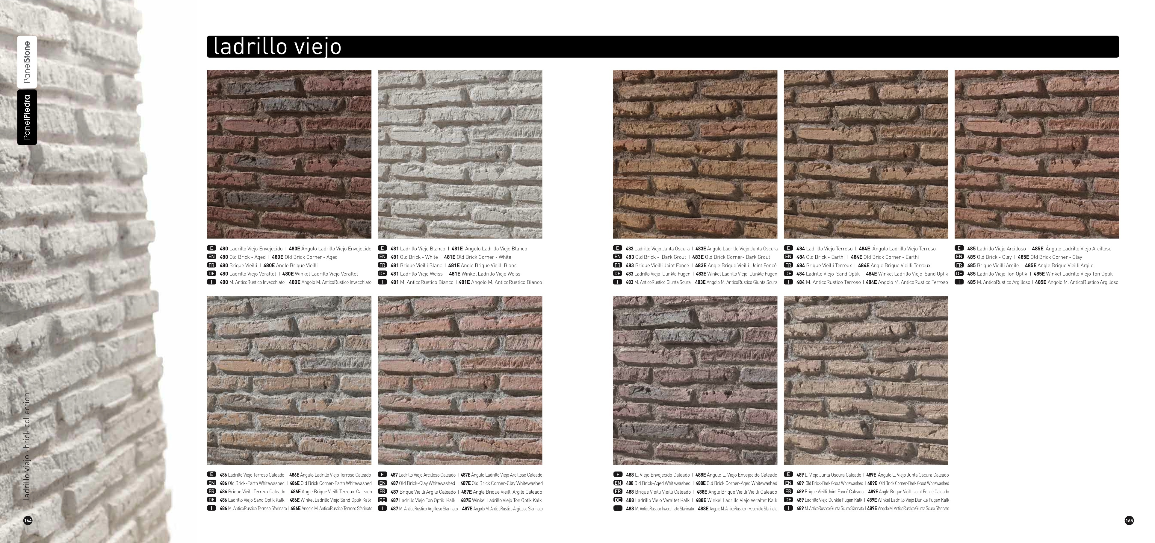 Installing a fake brick wall brick like a loft apartment - Artificial brick wall panels ...
