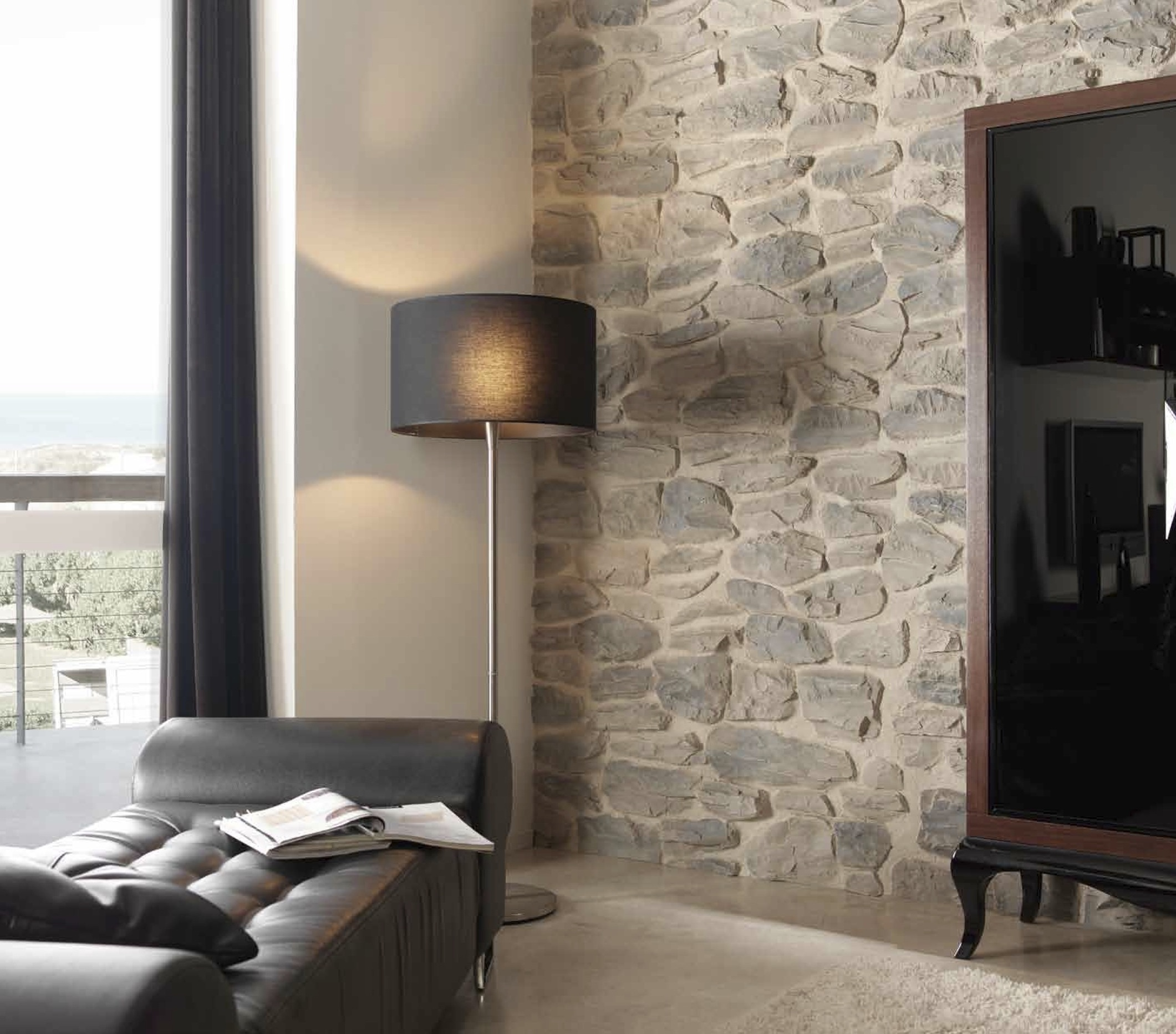 Pirineos Faux Stone Wall Panels PR 57 ...