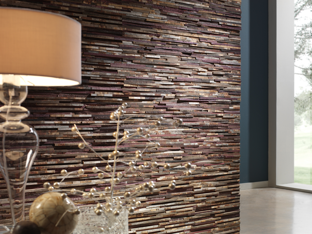 Exhibiting Wall Panels Dreamwall Wallcoverings With A Difference