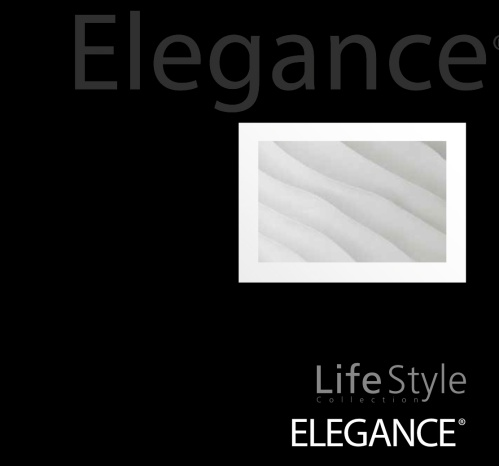 Dreamwall Elegance Wall Panels from the LifeStyle Collection