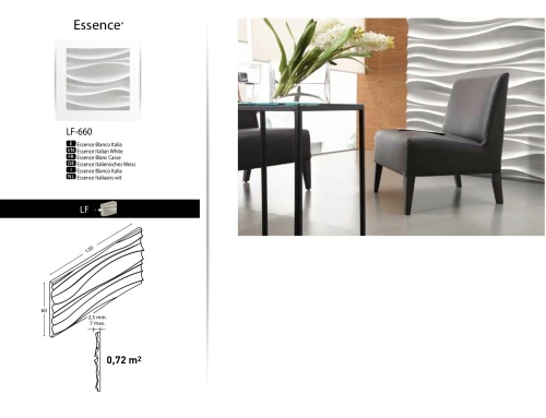 Essence Wall Panels Brand New Design in the Dreamwall Lifestyle collection