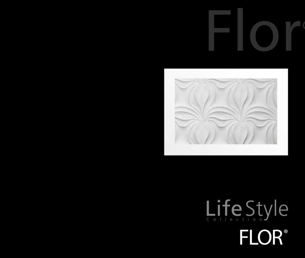 New Panel to Dreamwall FLOR wall panels from the Lifestyle collection