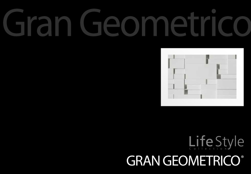 Gran Geometrico wall panels from Dreamwall