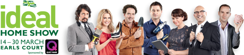 Visit Ideal Home Show - 14th - 30th March