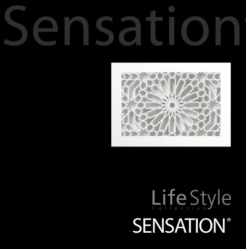 Sensation New Wall Panel from Dreamwall Lifestyle collection