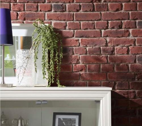 Old English Brick Panels Dreamwall Wallcoverings With A