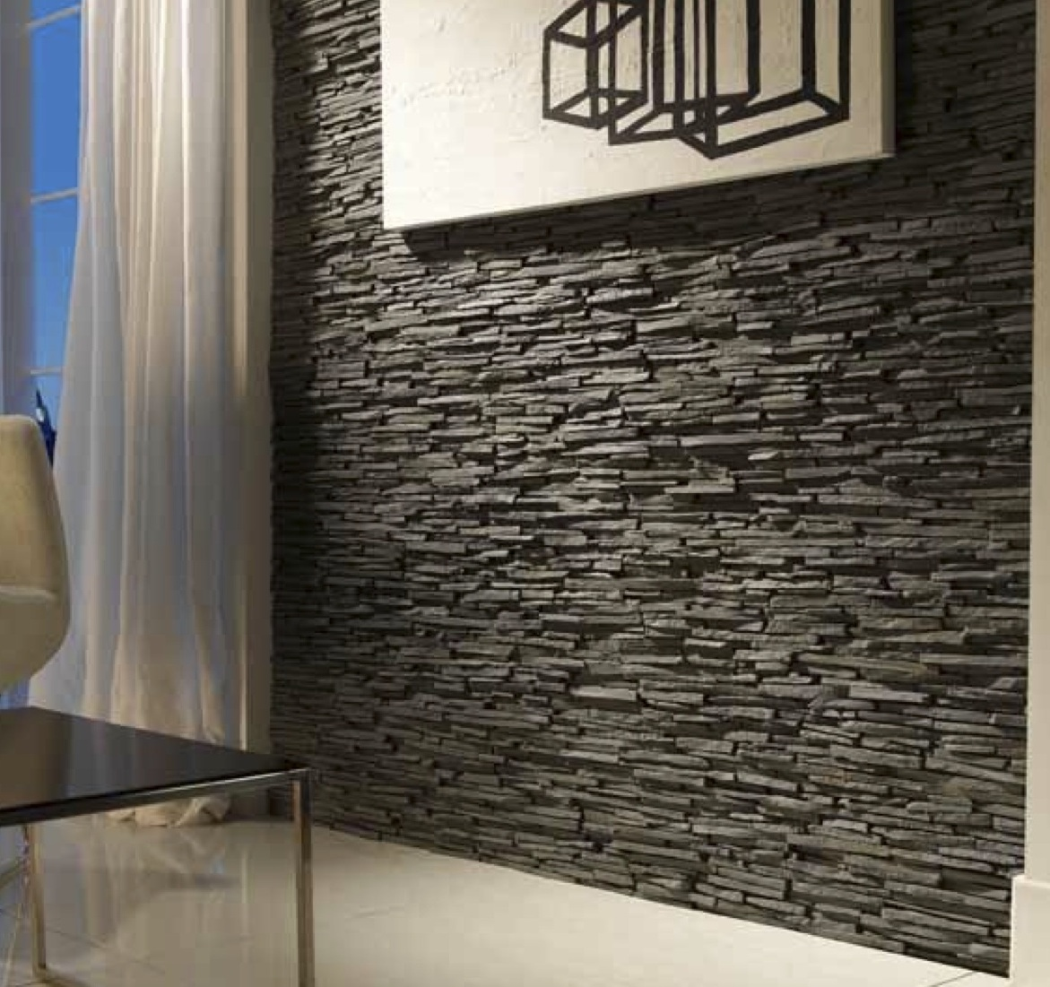 faux brick panels dreamwall wallcoverings with a difference. Black Bedroom Furniture Sets. Home Design Ideas
