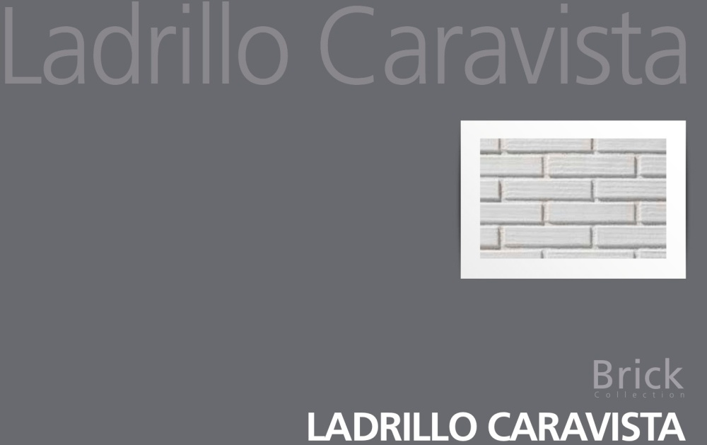 Modern FauxBrick wall panels Ladrillo Caravista wall panels from Dreamwall