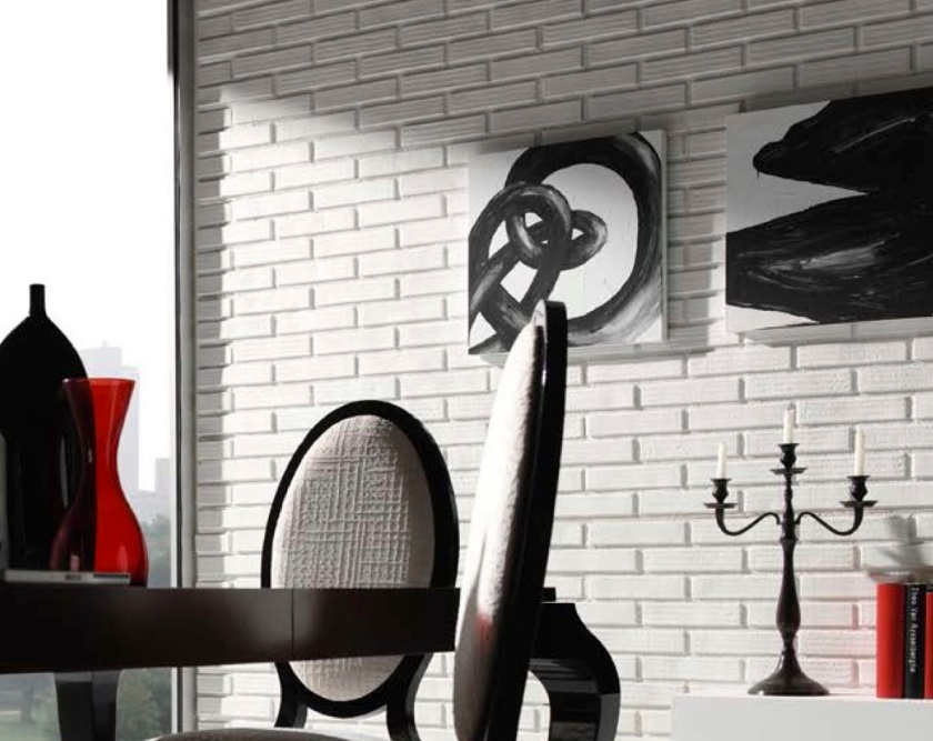 Modern FauxBrick wall panels Ladrillo Caravista wall panels from Dreamwall