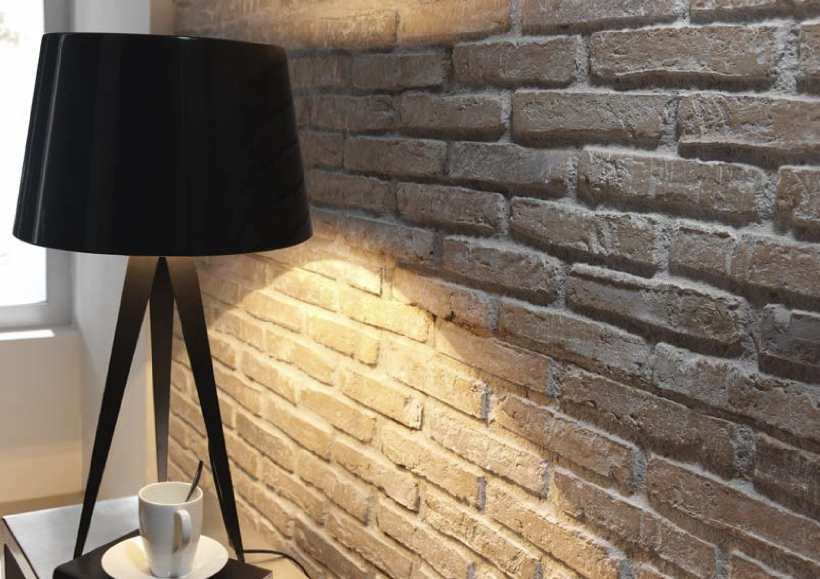 Fake Brick Wall Panels Dreamwall Wallcoverings With A