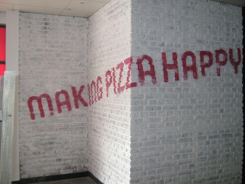 Dreamwall Fauxbrick wall panels