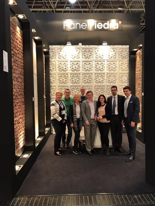 Panel Piedra at EuroShop Trade Fair 2017