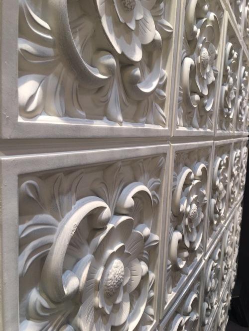 Vintage wall panels