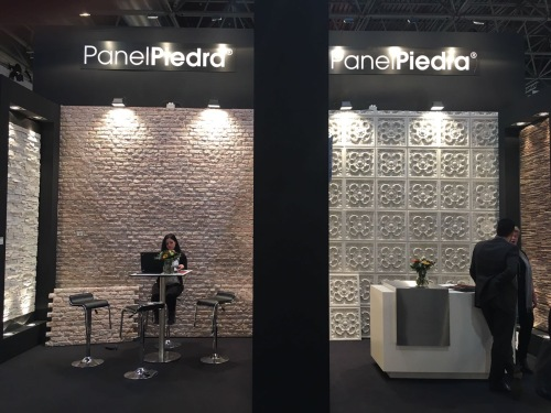 Panel Piedra at EuroShop Trade Fair 2017