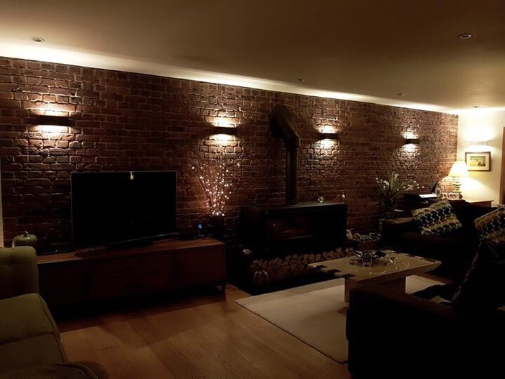Faux Red Brick PR 550 wall panels from Dreamwall