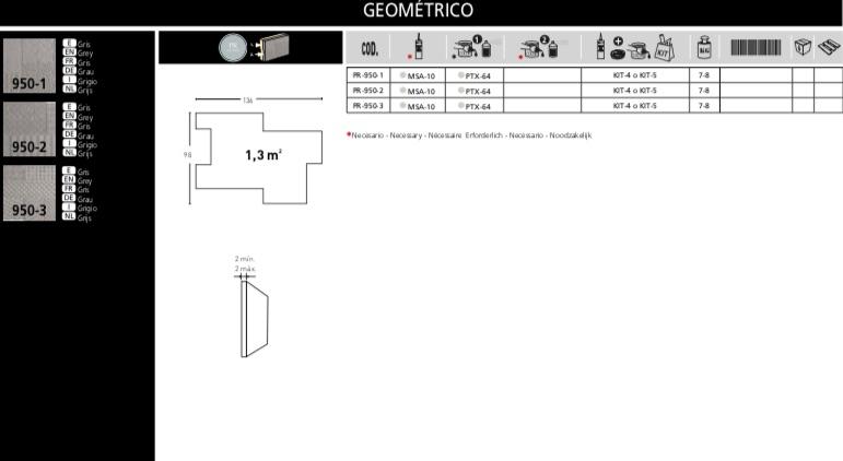 Cemento Geometrico