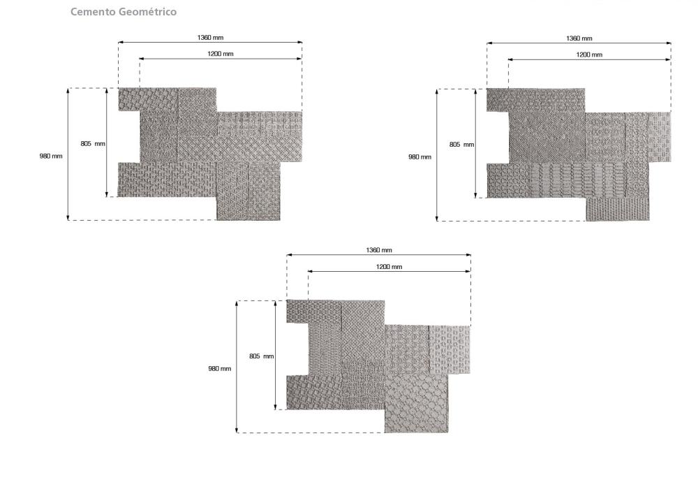 Cementos Geometrico